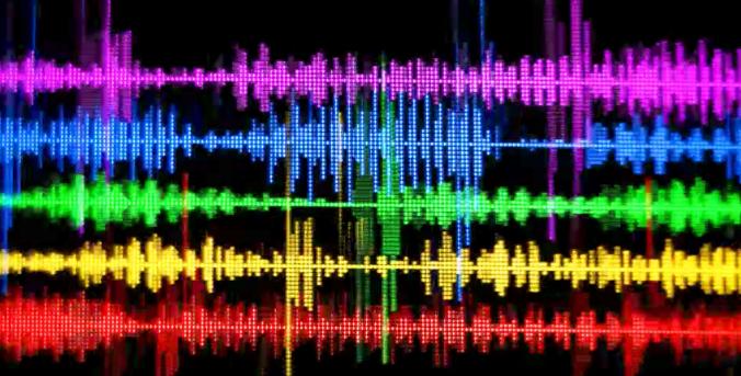 Onde Radio colorées